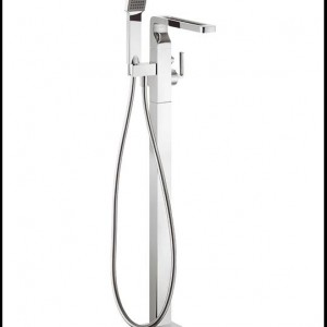 KH ZERO 1 bath shower mixer with shower kit